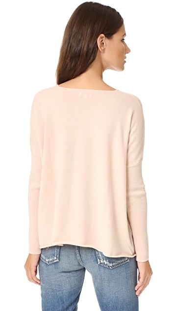 DEMYLEE Florence Cashmere Sweater