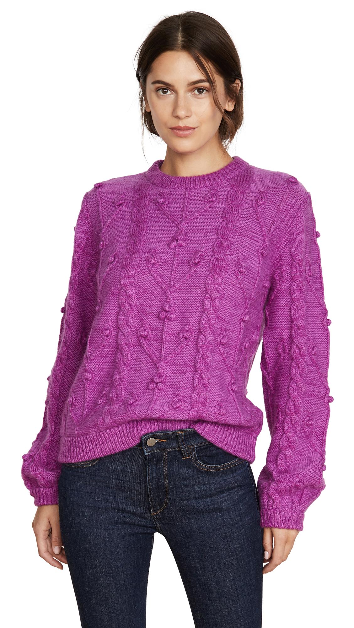 Buy DEMYLEE online - photo of DEMYLEE Rosamonde Sweater