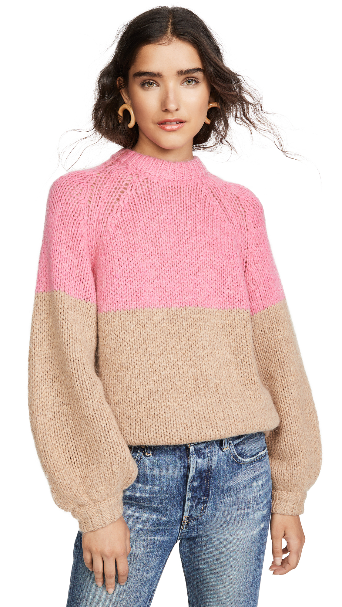 Buy DEMYLEE online - photo of DEMYLEE Imogen Sweater