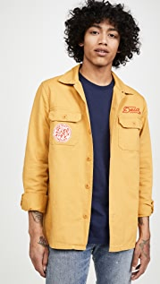 Deus Ex Machina Sea Squalor Shirt Jacket