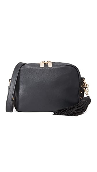 Deux Lux Patina Camera Bag - Black