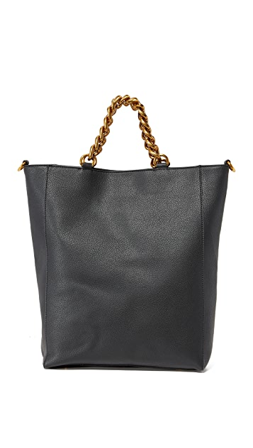 Deux Lux Roma North / South Tote