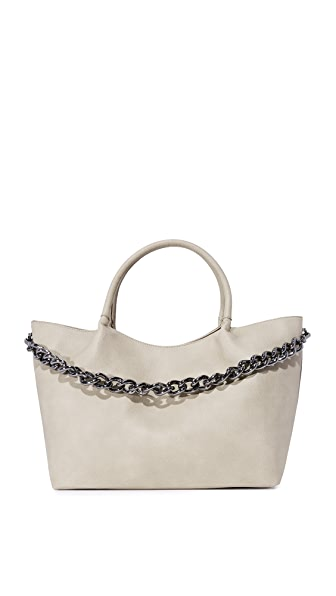 Deux Lux Roma East/West Tote - Grey