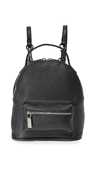 Deux Lux Annabelle Convertible Mini Backpack - Black