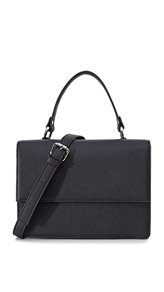Deux Lux Annabelle Lady Bag - Black