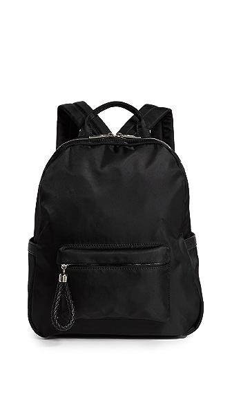 Deux Lux Nylon Backpack In Black