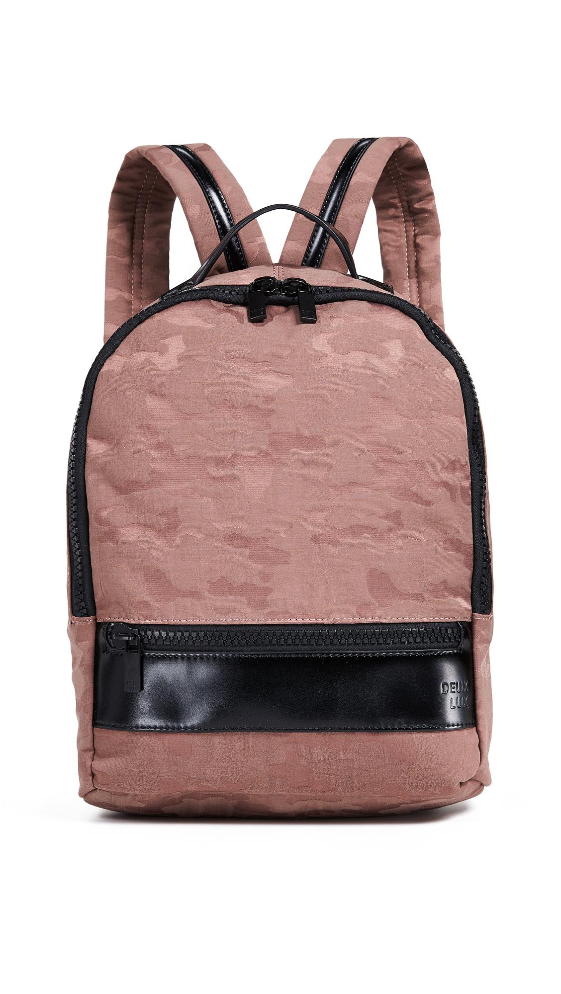 DEUX LUX Flow Backpack in Blush