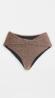Devon Windsor Elsa 比基尼泳裤