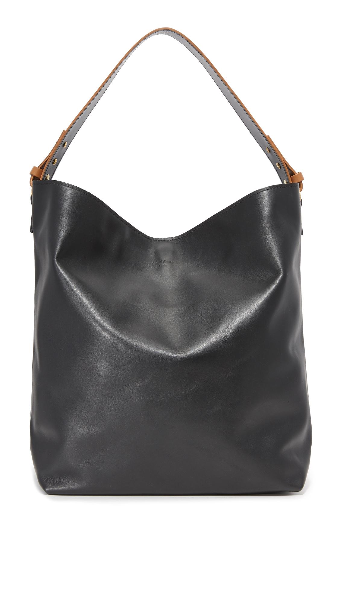 danielle foster female 188971 danielle foster kit hobo bag black