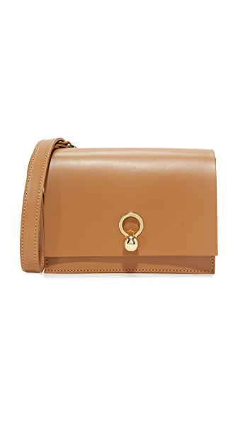 Danielle Foster Charlie Cross Body Bag - Tan