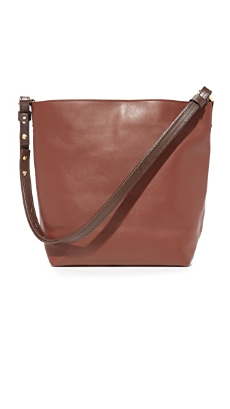 Danielle Foster Nora Mini Shoulder Bag - Almond