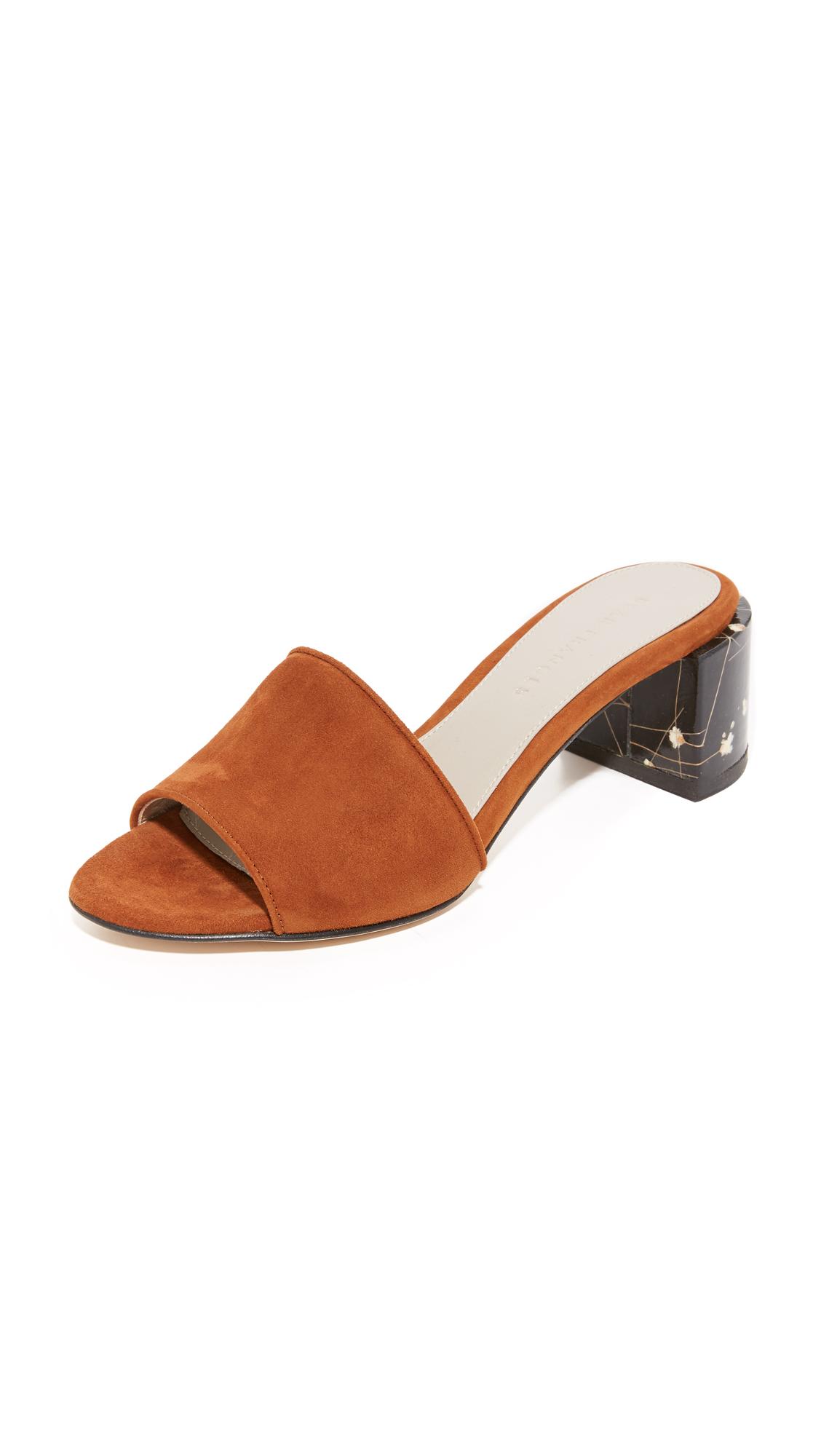 Dear Frances Eva Mules - Copper at Shopbop