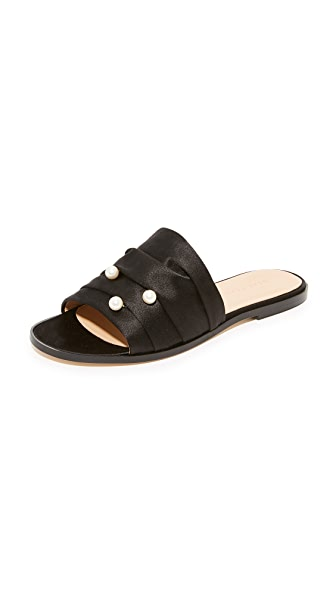 Dear Frances Jen Slides - Black