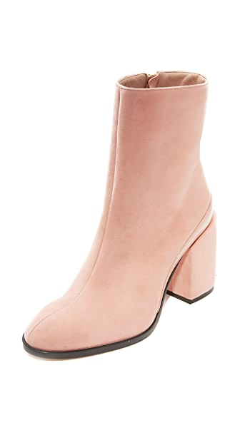 Dear Frances Spirit Booties - Blush