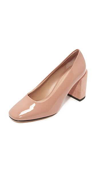 Dear Frances Nina Classic Pumps - Blush