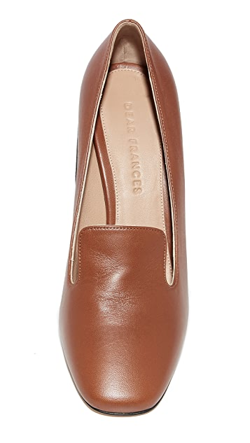 Dear Frances Mira Loafer Pumps