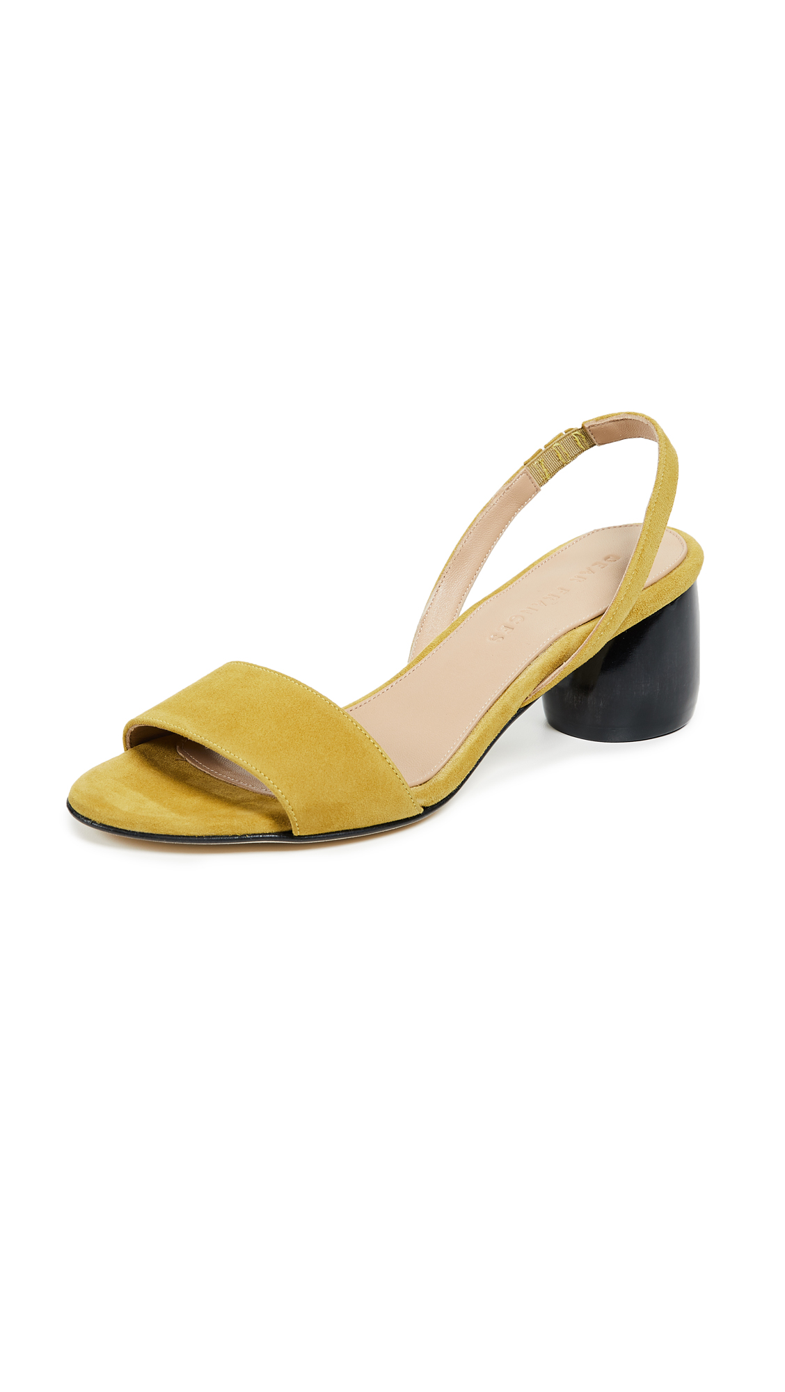 Dear Frances Luna Slingback Sandals