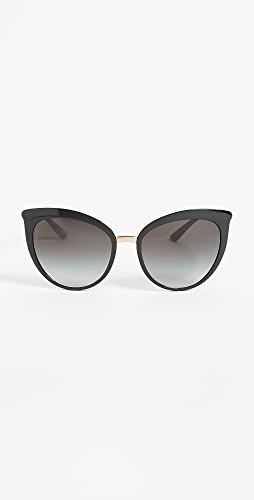 cbce30a4d1710 Shop Dolce   Gabbana Essential Cat Eye Sungla... View · Cat Eye Sunglasses  at Shopbop