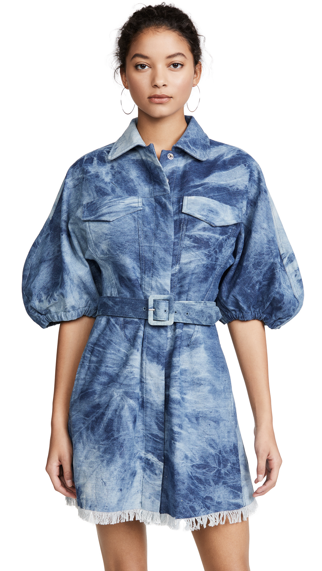Buy Divine Heritage Raglan Sleeve Princess Seam Mini Dress online beautiful Divine Heritage Clothing, Dresses