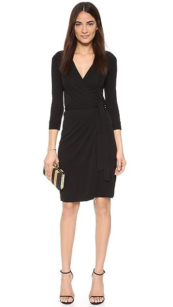 Diane von Furstenberg New Julian Two Wrap Dress