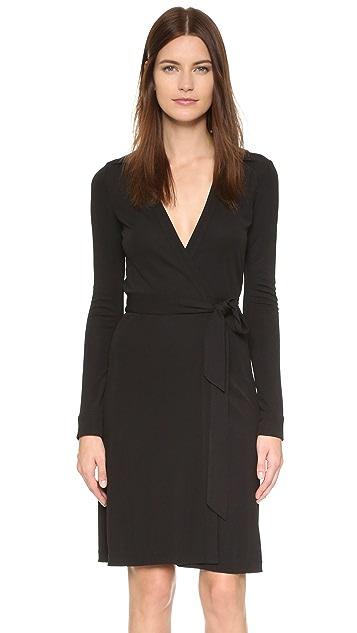 Diane von Furstenberg New Jeanne Two Wrap Dress