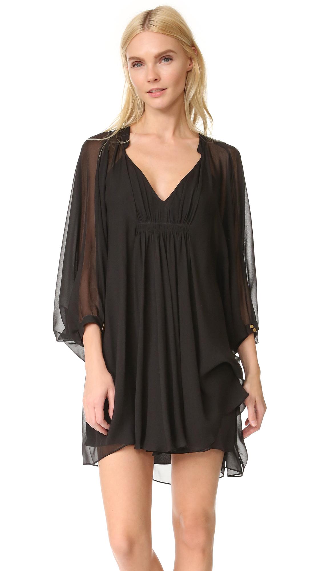 Diane Von Furstenberg Fleurette Dress Shopbop Jfashion Korean Style Chiffon Spandek Wing Blouse