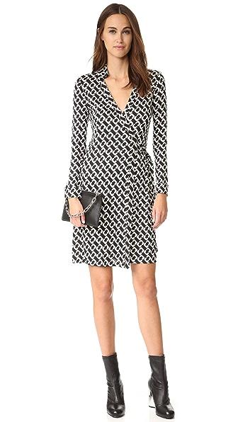 ec3f5d0b4b3 Diane von Furstenberg New Jeanne Two Wrap Dress | SHOPBOP