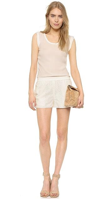 Diane von Furstenberg Belize Shorts