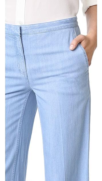 Diane von Furstenberg Katara Denim Pants