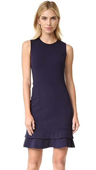 Diane von Furstenberg DVF Jacey Dress - Royal Navy