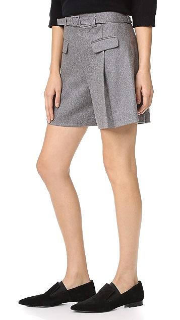 Diane von Furstenberg DVF Chapman Shorts