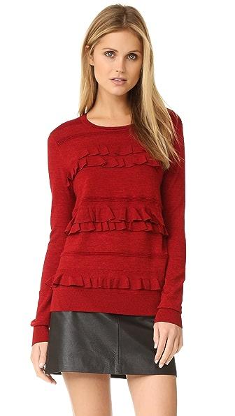 Diane von Furstenberg Benni Sweater - Rubiate