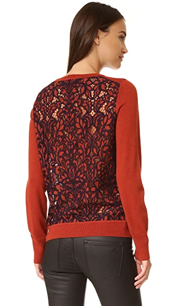 Diane von Furstenberg Anaya Sweater