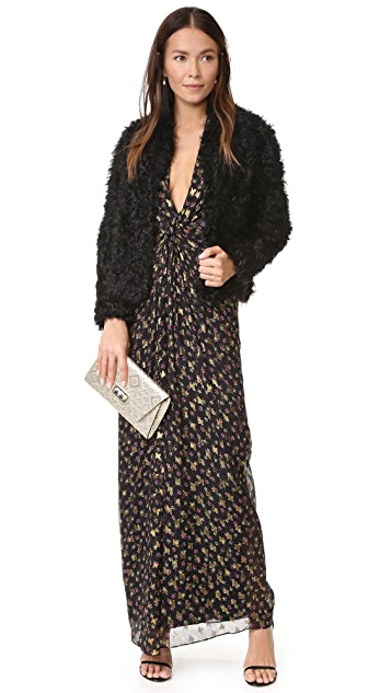 Diane von Furstenberg Evelina Maxi Dress