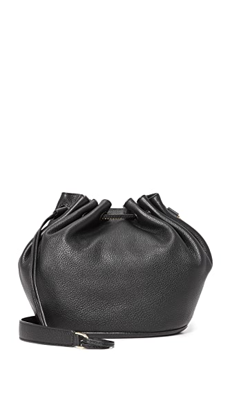 Diane von Furstenberg Love Power Large Drawstring Bucket Bag