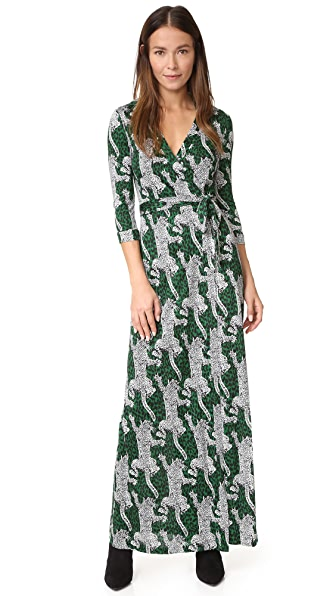 Diane von Furstenberg Abigail Wrap Dress