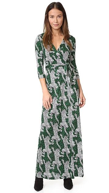 Diane von Furstenberg Abigail Wrap Dress