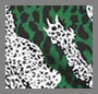 Climbing Leopard Green Envy