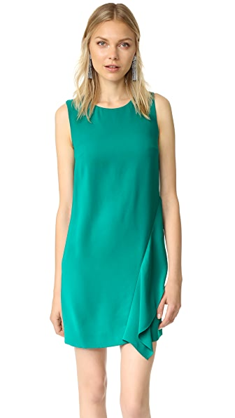 Diane von Furstenberg Wylda Dress - Sea Green