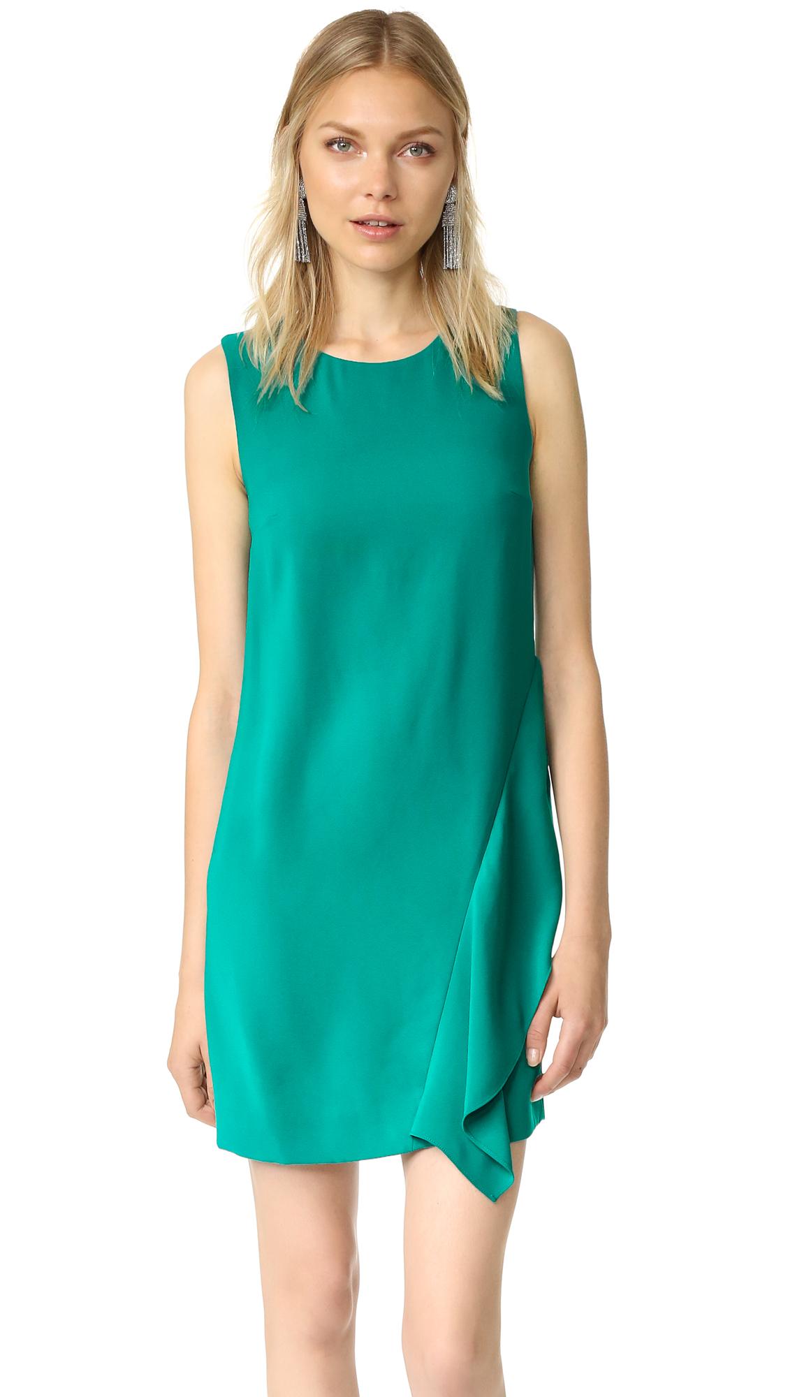 Diane Von Furstenberg Wylda Dress - Sea Green