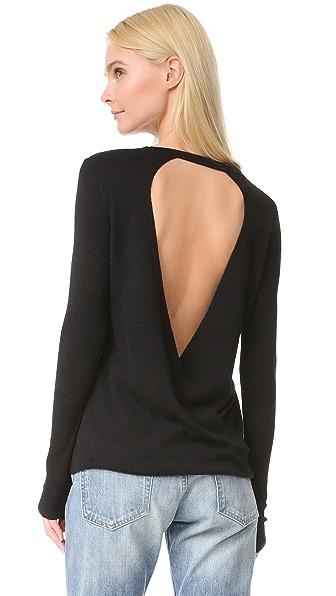 Diane von Furstenberg Kylee Sweater - Black