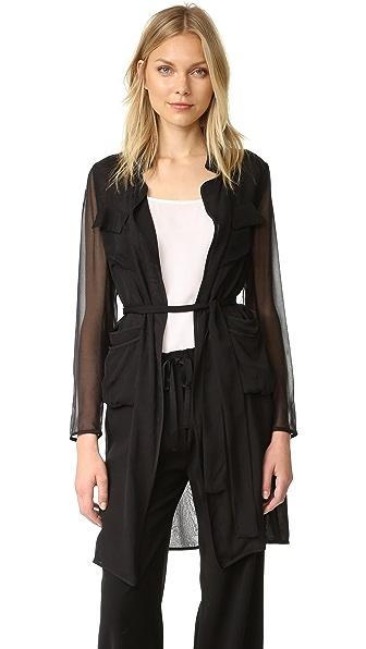 Diane von Furstenberg Blaine Jacket - Black