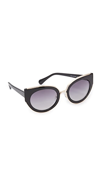 Diane von Furstenberg Солнцезащитные очки Norah