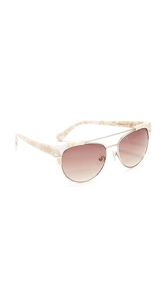 Diane von Furstenberg Солнцезащитные очки Carine