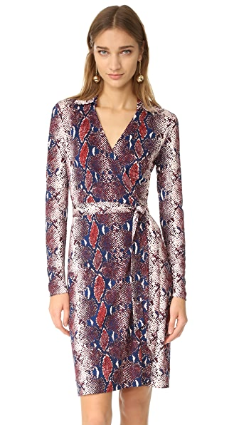 Diane von Furstenberg Jeannae Wrap Dress