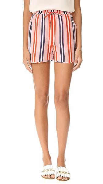 Diane von Furstenberg Пляжные шорты