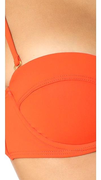 Diane von Furstenberg Bikini Bralette