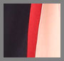 Alexander Navy/Red/Rose