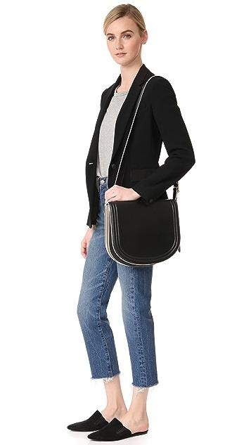Diane von Furstenberg Saddle Bag