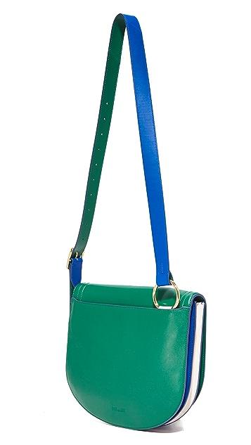 Diane von Furstenberg Small Saddle Bag